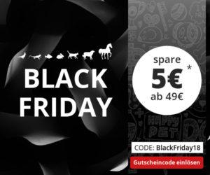 Black Friday ZooRoyal Gutscheincode