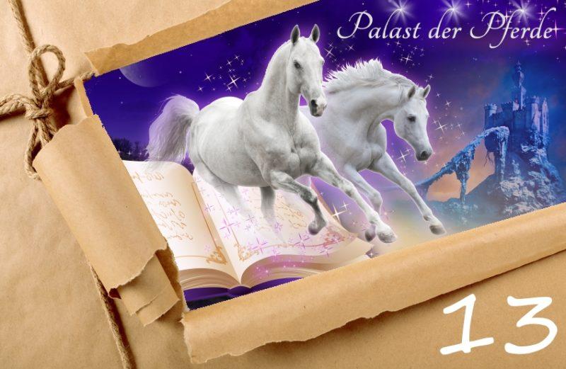 Adventskalender Tag 13 Das Zauberbuch