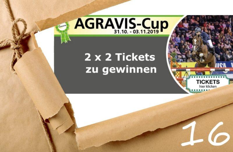 Adventskalender 16. Dezember 2018 AGRAVIS Cup