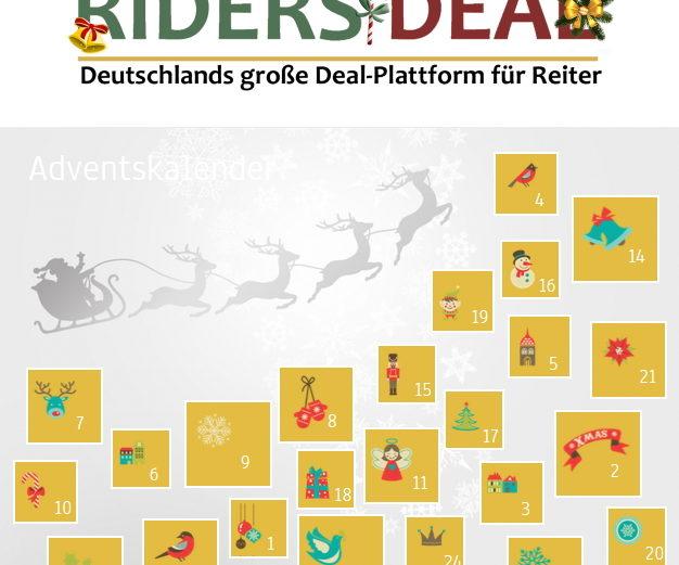 RidersDeal Adventskalender