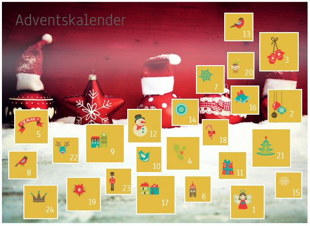 Riders Deal Adventskalender