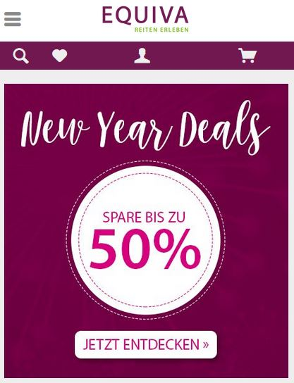 EQUIVA New Year Deals 2019