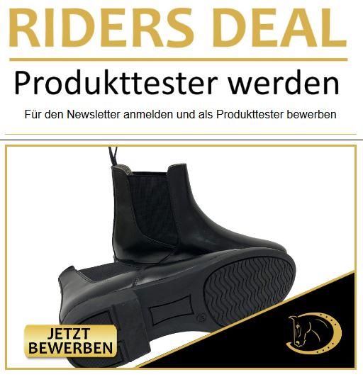 RidersDeal Produkttest Chelsea-Stiefeletten
