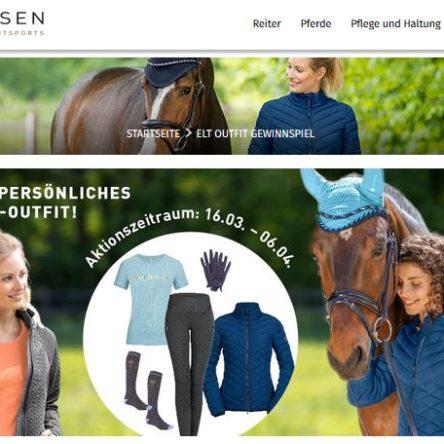 Waldhausen Gewinnspiel – 10 x ELT Frühlings-Reit-Outfit zu gewinnen