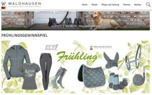 Reit-Outfit beim großen Waldhausen Frühlings-Gewinnspiel zu gewinnen