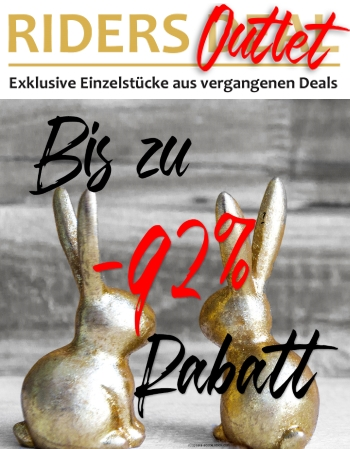 Oster-Aktion im RidersDeal Outlet
