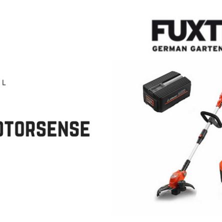 produkt-tests.com verlost FUXTEC Akku Motorsense