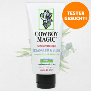Cowboy Magic Produkttester gesucht