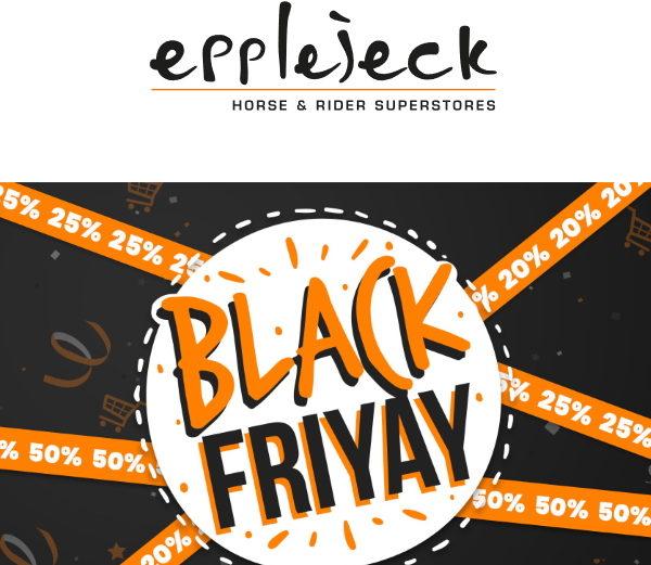 Epplejeck Black Friyay