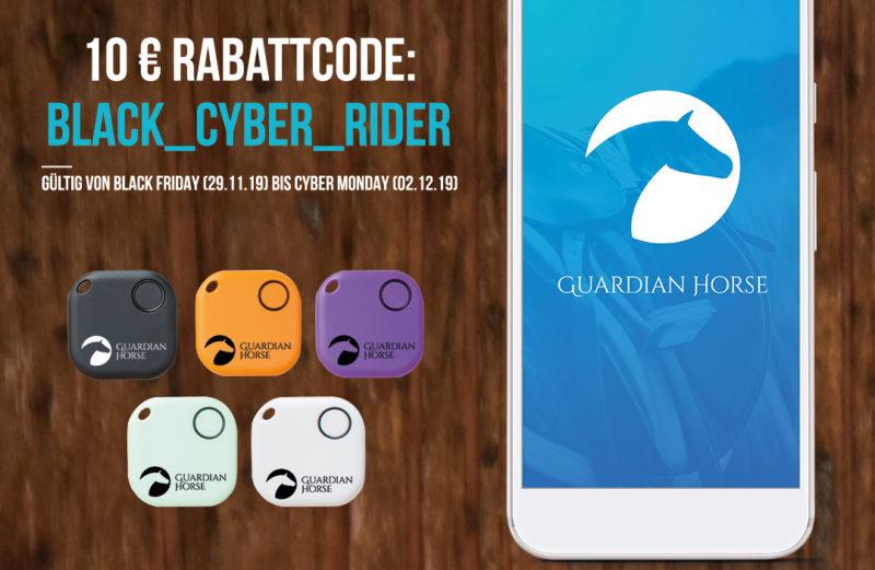 Guardian Horse Unfalltracker Rabattcode