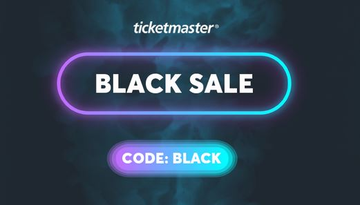 Ticketmaster Black Sale