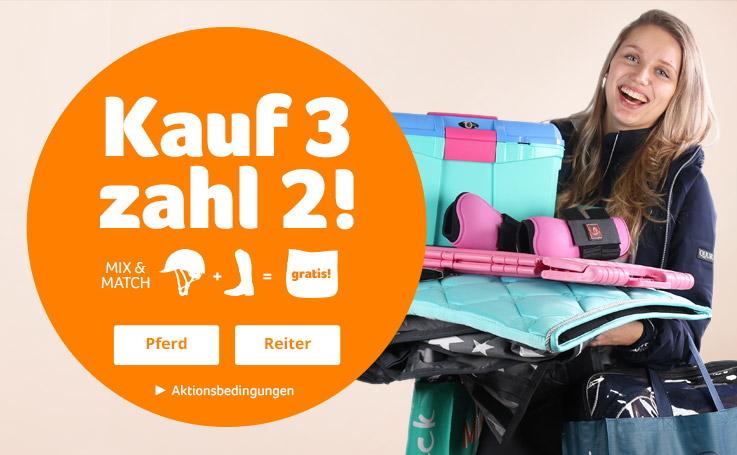 Epplejeck-Rabattaktion kauf 3 zahl 2