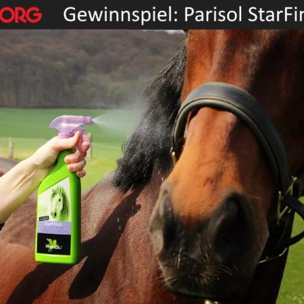 St. GEORG verlost 3 x Parisol StarFinish