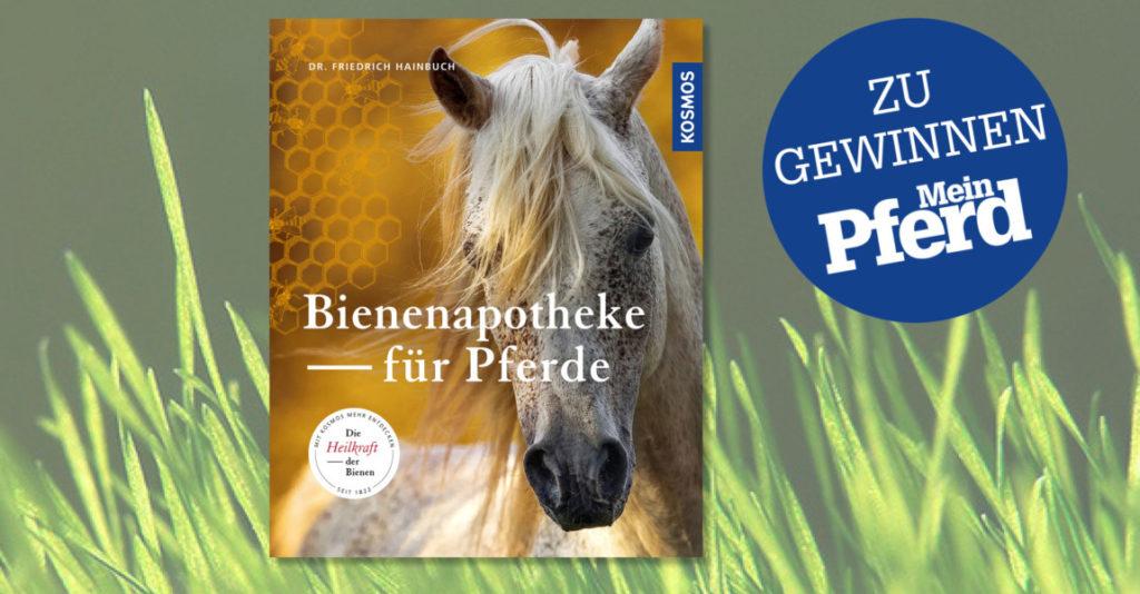 """Mein Pferd Gewinnspiel """"Bienenapotheke für Pferde"""""""