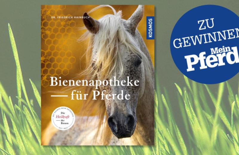 Mein Pferd Gewinnspiel Bienenapotheke für Pferde