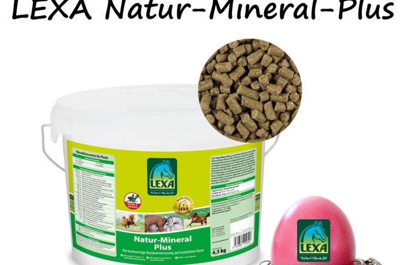 Oster-Gewinnspiel 2020 - Gewinne 1 x 9 kg LEXA Natur-Mineral-Plus