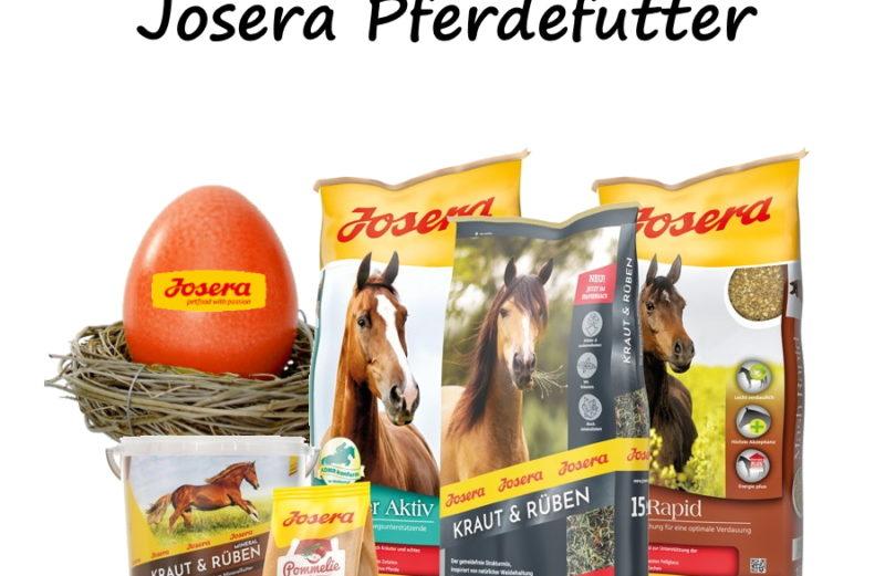Oster-Gewinnspiel 2020 Josera Pferdefutter zu gewinnen