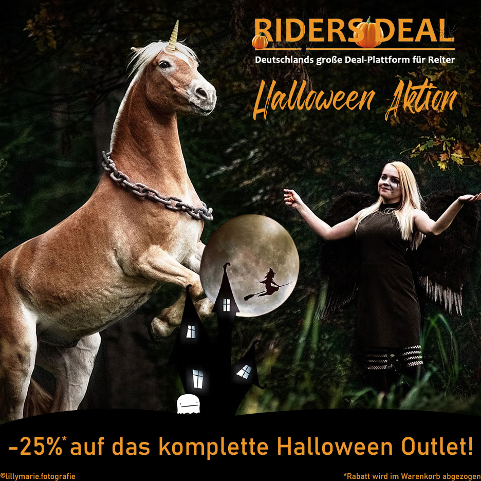 RidersDeal Halloween Aktion