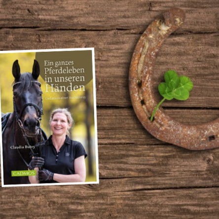 """Verlosung: 3 x 1 Buch """"Ein ganzes Pferdeleben in unseren Händen"""""""