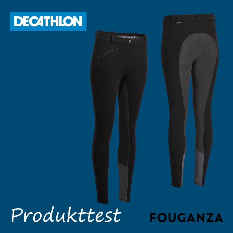 DECATHLON Produkttest Reithose
