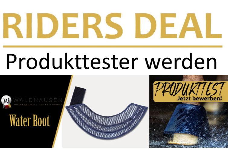 RidersDeal Produkttest Waldhausen Water Boot