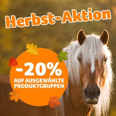 Epplejeck Herbst-Aktion: 20 % Rabatt auf ausgewählte Produktgruppen