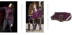 HorSeven 2. Preis Horseware Gewinner-Set »Feige« 7-teiliges Set im Wert von € 750,-