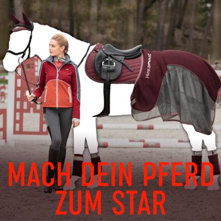 HorSeven sucht Horseware's next Topmodel