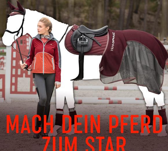 Mach Dein Pferd zum Star - HorSeven sucht Horseware's next Topmodel