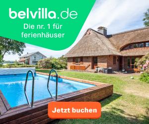 Belvilla Promocode: 100 € Rabatt Gutschein