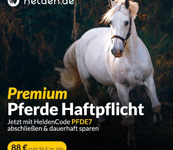 helden.de Premium Haftpflicht für Pferde
