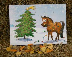 Adventskalender Pferdeleckerlis