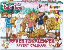 Bibi und Tina Adventskalender 2021