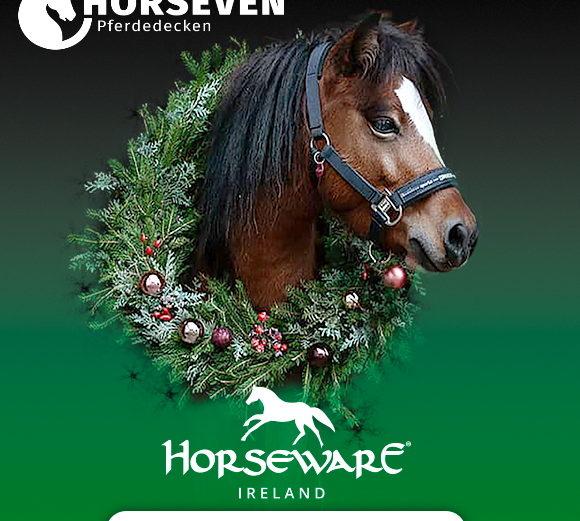 Horseware-Week - HorSeven Gutscheincode zum 1. Advent
