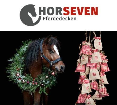 HorSeven Adventskalender – Bis zum 27. Dezember 2020
