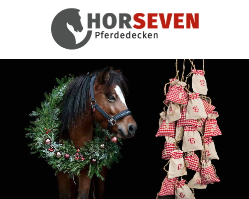 HorSeven Adventskalender Gewinnspiel