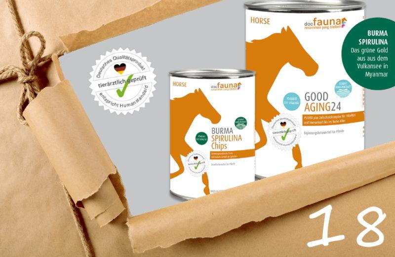 Adventskalender 18.12.20 DocFauna Produktpaket