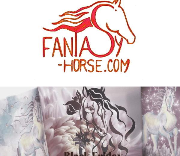 Fantasy Horse Black Friday qu