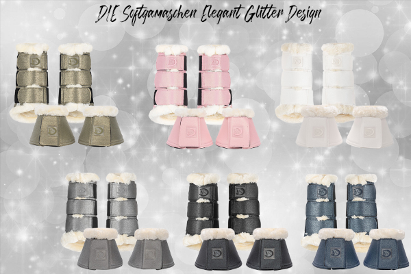 Softgamschen Elegant Glitter Design