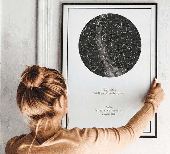 Sternenhimmel Poster Gutscheincode
