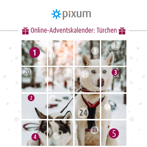 PIXUM Adventskalender