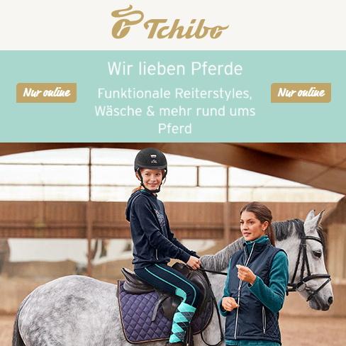 Tchibo Pferdesachen