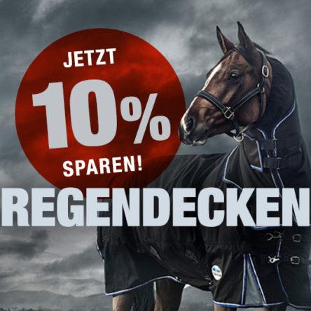 HorSeven Gutscheincode: 10 % Rabatt auf Regendecken
