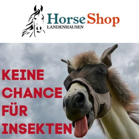 Horse Shop Landenhausen Gutscheincode: 10 % Rabatt auf Fliegenschutzprodukte
