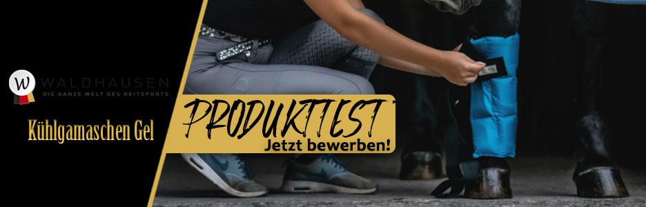 RidersDeal Produkttest Kühlgamschen Gel Waldhausen