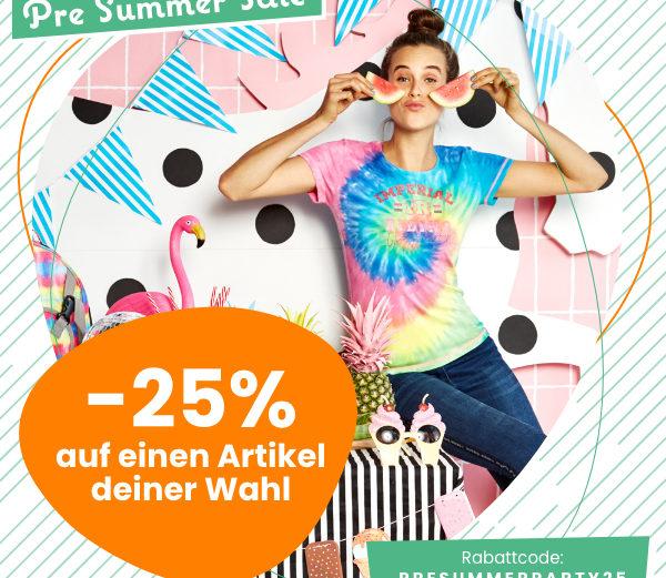 Pre-Summer-Sale bei Epplejeck Reitsport