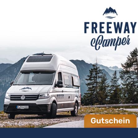 Freeway Camper – 50 Euro Gutscheincode