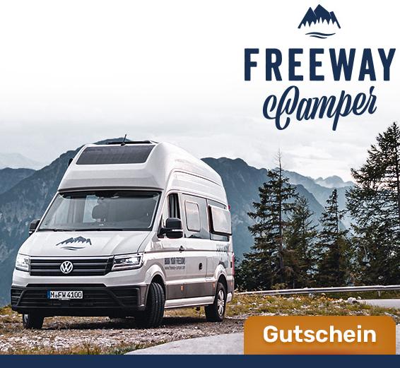 Freeway Camper Gutschein